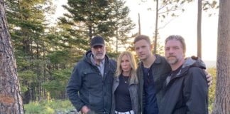 Expedition Bigfoot, Travel Channel, Russell Acord, Dr. Mireya Mayor, Bryce Johnson, Ronny LeBlanc