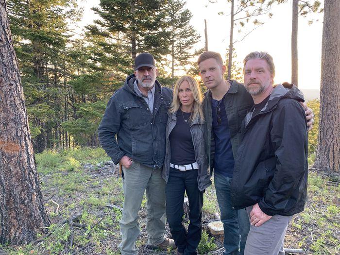Expedition Bigfoot, Travel Channel, Russell Acord, Dr. Mireya Mayor, Bryce Johnson, Ronny LeBlanc