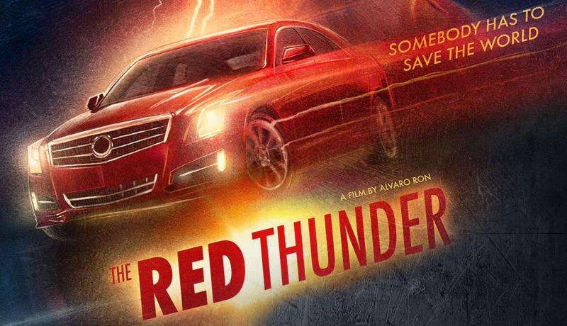 The Red Thunder Movie Poster
