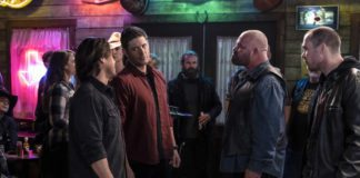 Lee & Dean - Christian Kane & Jensen Ackles - Supernatural - Last Call