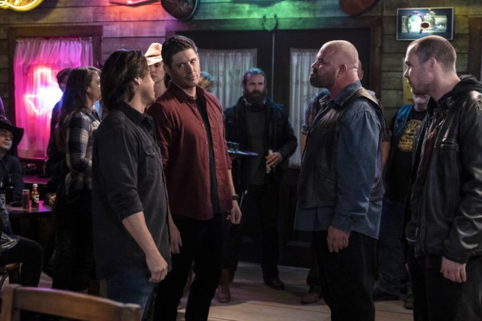 Lee & Dean - Christian Kane & Jensen Ackles - Supernatural - Last Call