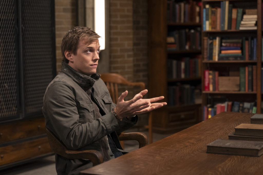 Adam/Michael - Jake Abel - Supernatural - Our Father, Who Aren't in Heaven
