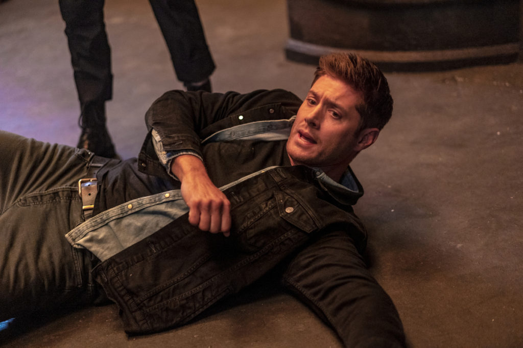Dean Winchester - Jensen Ackles - Supernatural - Our Fathr, Who Aren't in Heaven