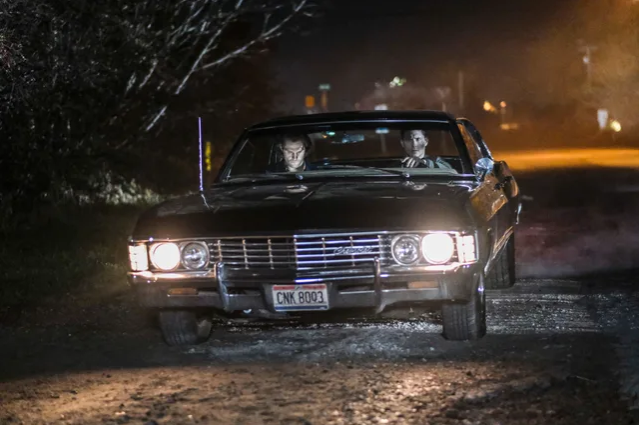 """Supernatural — """"The Heroes' Journey"""""""