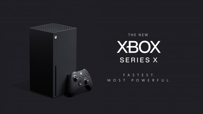 Xbox series x three things