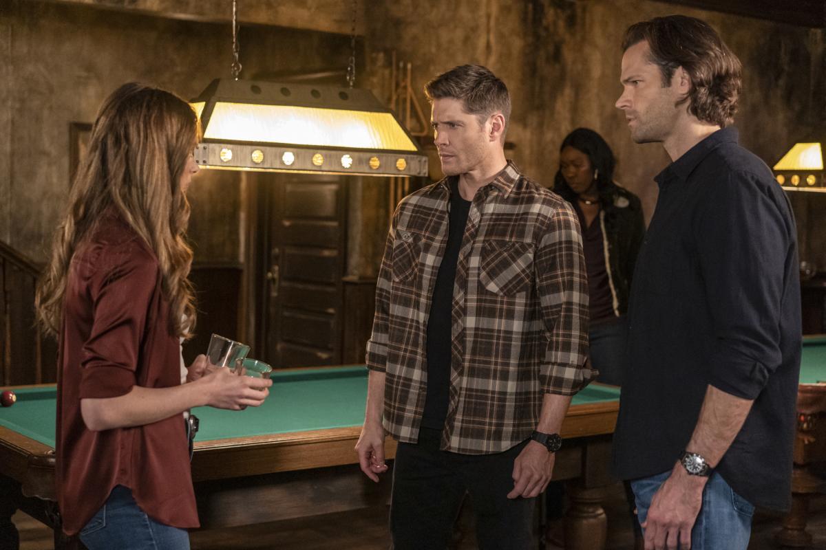 """Supernatural -- """"The Gamblers"""""""