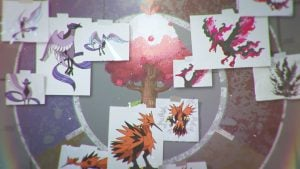 New forms of the original Legendary Bird Trio will make an appearance in the new Expansions
