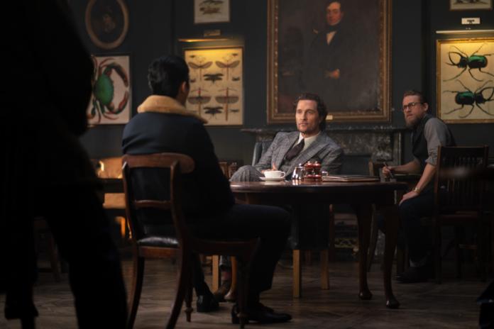 Matthew McConaughey & Charlie Hunnam - The Gentlemen