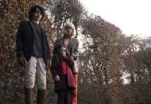 Mackenzie Davis, Finn Wolfhard, Brooklynn Prince - The Turning