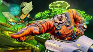 Koala-Kong's new Space Skin