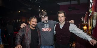NOS4A2, Joe Hill, Tom Savini, Zachary Quinto