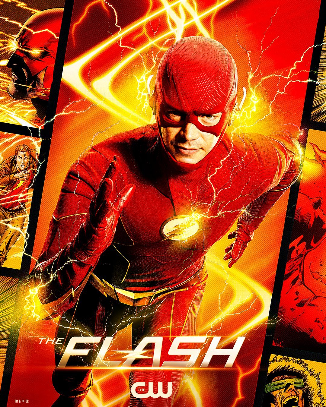 The Flash Season 7 Poster