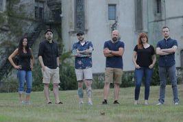 Ghost Nation, Dave Tango, Steve Gonsalves, Jason Hawes, Adam Berry, Amy Bruni, Kindred Spirits